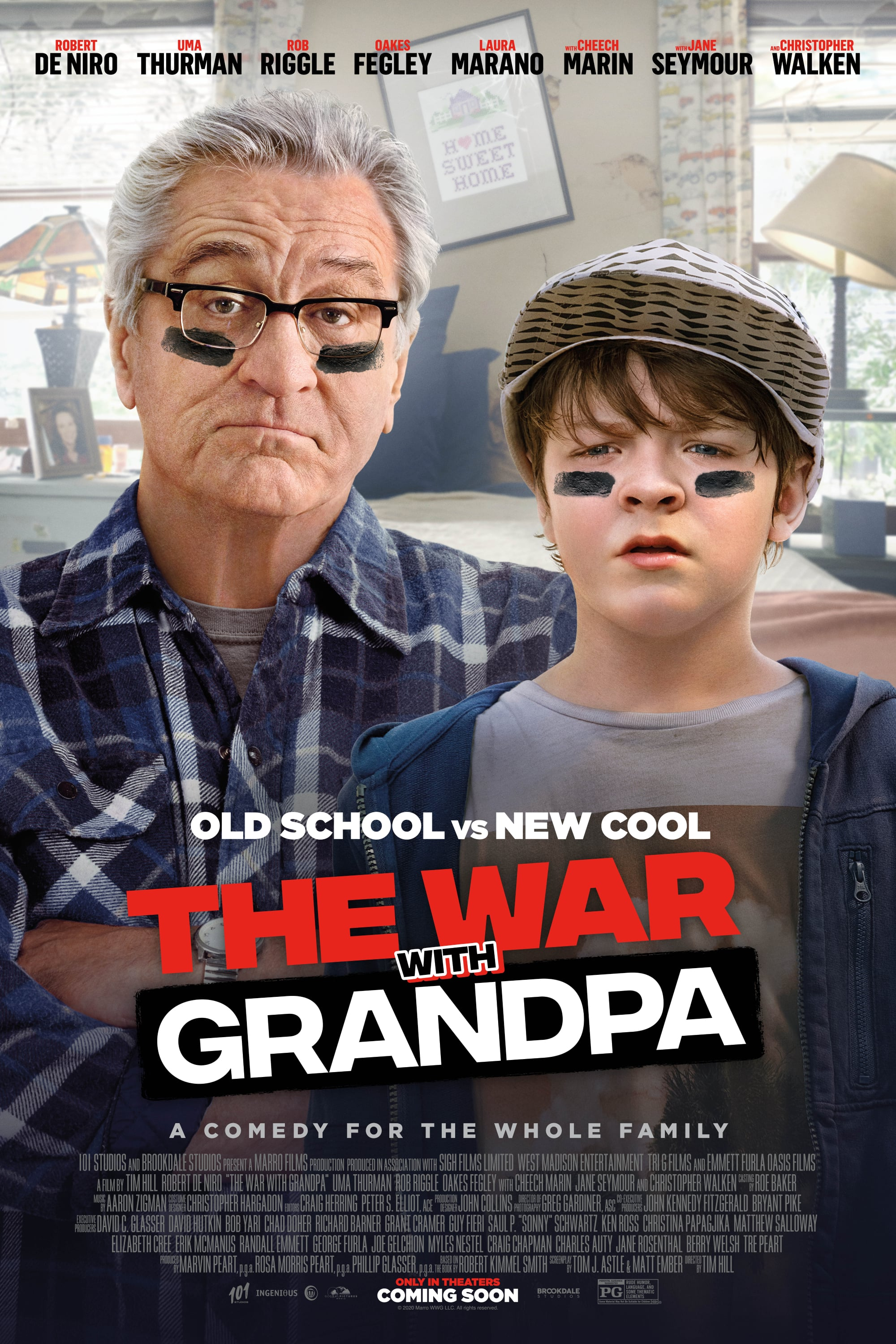 The War with Grandpa Profile Picture