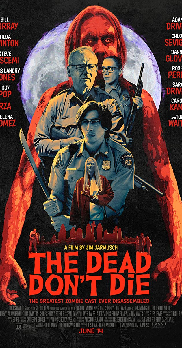 The Dead Don't Die