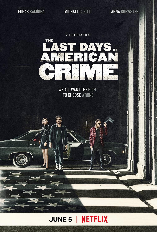 The Last Days of American Crime Profile Picture